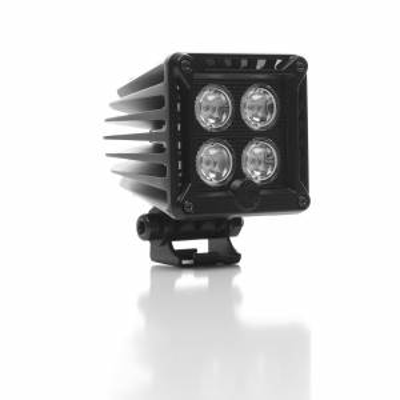 """KC HiLiTES - KC HiLiTES 3"""" LZR LED Cube Bumper Light System for Ford Raptor (10-15) - (Driving Beam) 340 - Image 3"""