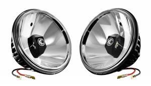 "KC HiLiTES - KC HiLiTES 6"" Gravity LED Insert Pair Pack System - KC #42134 (Spot Beam) 42134 - Image 4"