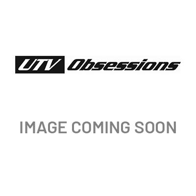 """KC HiLiTES - KC HiLiTES 3"""" LZR Cube LED Acrylic Light Cover - Black w/ White KC Logo - KC #72000 72000 - Image 1"""