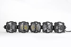 """KC HiLiTES - KC HiLiTES Gravity LED Pro6 5-Light 32"""" Universal Combo LED Light Bar - #91306 91306 - Image 6"""