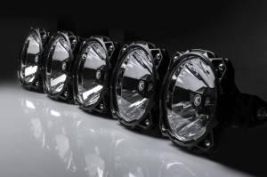 KC HiLiTES - KC HiLiTES Gravity LED Pro6 Polaris RZR 5-Light Combo LED Light Bar - #91309 91309 - Image 4