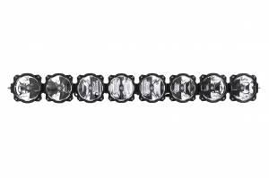 """KC HiLiTES - KC HiLiTES Gravity LED Pro6 8-Light 50"""" Radius Universal Combo LED Light Bar - #91398 91398 - Image 1"""