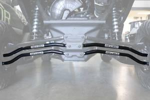 "Deviant Race Parts CanAm X3 72"" High clearance Lower Radius Arm Set 41505"