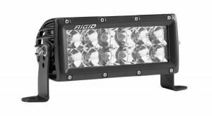 6 Inch Spot/Flood Combo Light E-Series Pro RIGID Industries