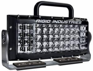 AC 80-40/Spot Combo Black Housing Site Series RIGID Industries