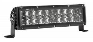 10 Inch Spot/Driving Combo Light Black Housing E-Series Pro RIGID Industries