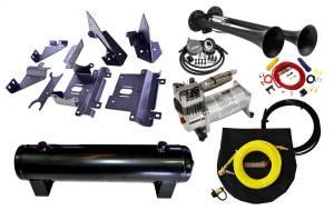 Kleinn Automotive Air Horns 2014-18 POLARIS RZR 1000 OBA Sys and Air Horn - 102-1/6350RC RZR1000-KIT