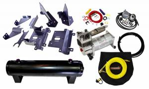 Kleinn Automotive Air Horns 2014-18 POLARIS RZR 1000 Onboard Air System - 6350RC/102-1 RZR1000-OBA