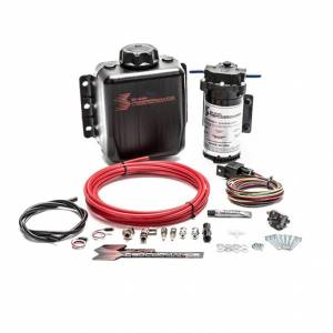 Nitrous Express Diesel Stage 1 Boost Cooler™ Water-Methanol Injection Kit (Stainless Steel Braid SNO-301-BRD