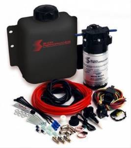 Nitrous Express Stage 1 Boost Cooler™ Forced Induction Water-Methanol Injection Kit (Red High Te SNO-201