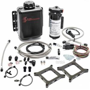 Nitrous Express - Nitrous Express Stage 1 Dual Carb N/A or Forced Induction Water-Methanol Injection kit (Stainles SNO-202-BRD - Image 1