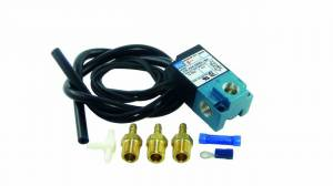 Nitrous Express Safe Injection™ Wastegate Solenoid/Supercharger Bypass Valve kit (3-way solenoid SNO-30100