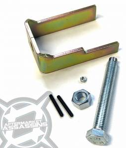 Can Am X3 Secondary Roller Pin Removal Tool