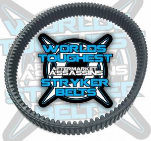 AA Stryker Belt for RZR XP 1000, 900, 1000 S, General & Others