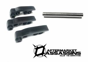 Can-Am X3 AA Recoil Magnetic Adjustable Clutch Weights