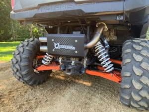 Aftermarket Assassins - AA Stainless Slip-On Exhaust for Polaris General & RZR 1000 S ** Build to Order ** - Image 2