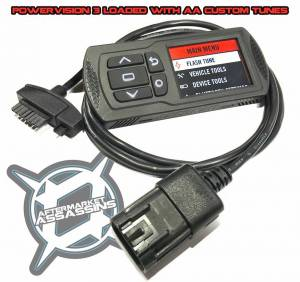 AA Custom Tuned Powervision for Ranger 900