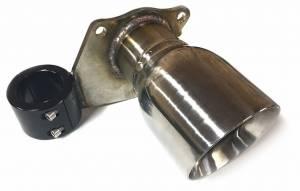 RZR XP Turbo Straight Pipe