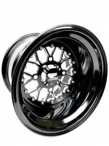 Packard Performance - *Wishbone - Gloss Black by Ultra Light for Yamaha YXZ 1000R 4x110 - Image 4