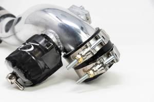 Force Turbos - POLARIS RZR XP TURBO ALUMINUM CHARGE TUBE (Turbo S) - Image 3