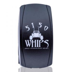 5150 WHIPS ROCKER SWITCH LED