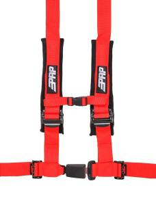 """RED PRP 4.2 HARNESS """"SEATBELT STYLE"""""""