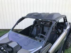 Extreme Metal Products - Can-Am Maverick X3 Half Windshield - Image 2