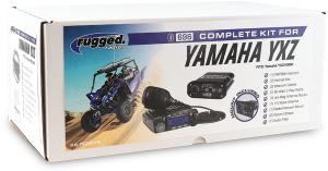 Rugged Radio Yamaha YXZ1000R Complete Kit