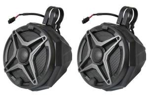 SSV Works  - 2017-2020 CanAm X3 Complete 5-Speaker Plug-and-Play Audio System w/JVC - Image 3