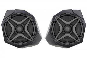 SSV Works  - 2017-2020 CanAm X3 Complete 5-Speaker Plug-and-Play Audio System w/JVC - Image 4