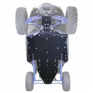 Polaris RZR Pro XP UHMW Skid Plate