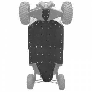 Can-Am Maverick X3 Max 4 SEAT UHMW Skid Plate