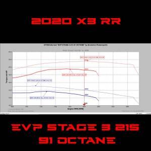 Evolution Power - 2020 CAN AM MAVERICK X3 RR 195 HP MAPTUNER ECU POWER PACKAGE - Image 8