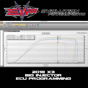Evolution Power - 2018-2021 CAN AM MAVERICK X3 172 HP TURBO R MAPTUNER ECU POWER PACKAGE - Image 4