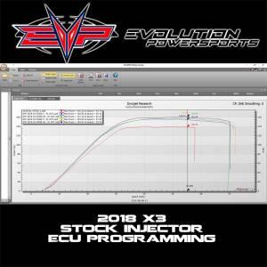 Evolution Power - 2018-2021 CAN AM MAVERICK X3 172 HP TURBO R MAPTUNER ECU POWER PACKAGE - Image 5