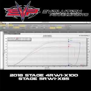 Evolution Power - 2018-2021 CAN AM MAVERICK X3 172 HP TURBO R MAPTUNER ECU POWER PACKAGE - Image 6