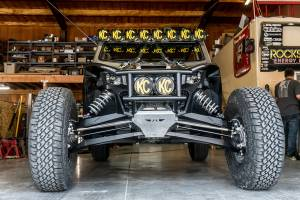 Can-Am X3 Double Front Bumper