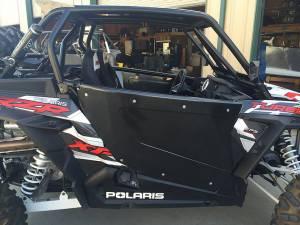Polaris RZR XP1000 2-Seat Bolt On Door Kit