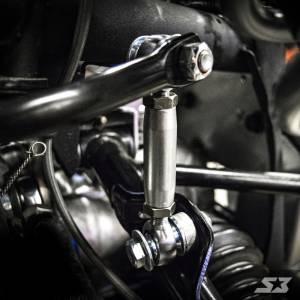 S3 Powersports  - MAVERICK X3 HD FRONT SWAY BAR LINKS - Image 5
