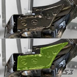 """S3 Powersports  - MAVERICK X3 72"""" TRAILING ARMS WELD-IN GUSSET KIT - Image 3"""