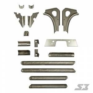 MAVERICK X3 CHASSIS WELD-IN GUSSET KIT