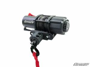 3500 Lb. UTV/ATV Winch (With Wireless Remote & Synthetic Rope)