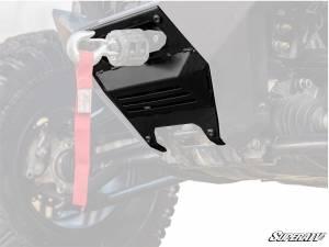 Polaris RZR PRO XP Winch Mounting Plate