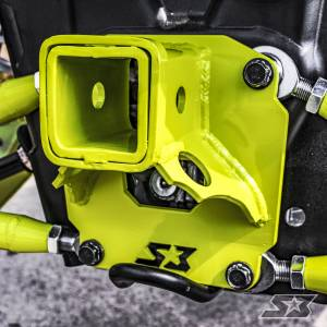 """S3 Powersports  - RZR XP 1000 HD 2"""" HITCH RECEIVER PLATE - Image 2"""