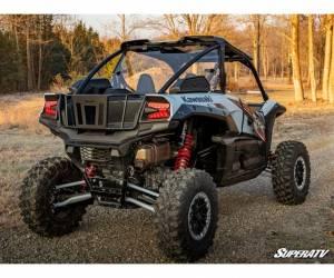 SuperATV  - Kawasaki Teryx KRX 1000 Rear Windshield - Image 2