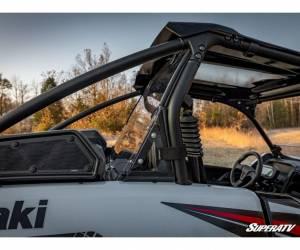 SuperATV  - Kawasaki Teryx KRX 1000 Rear Windshield - Image 3