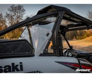 SuperATV  - Kawasaki Teryx KRX 1000 Rear Windshield - Image 9