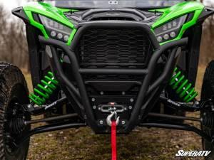 SuperATV  - Kawasaki Teryx KRX 1000 Front Bumper - Image 3