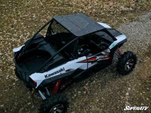 SuperATV  - Kawasaki Teryx KRX Tinted Roof - Image 4