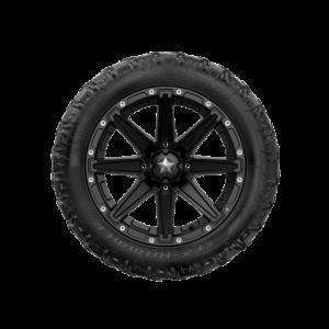 MSA Wheels  - HAMMER - Image 1